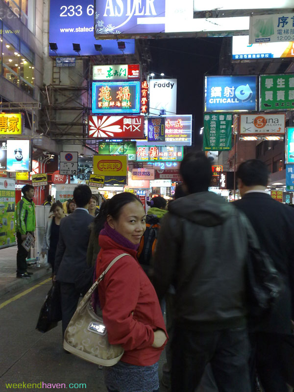 Mongkok Night Market