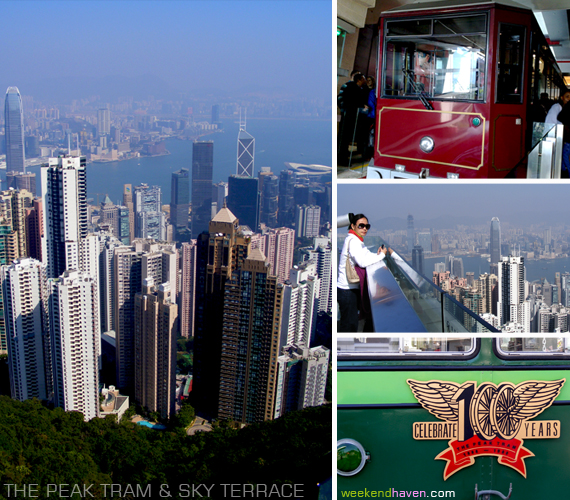 The Peak Tram & Sky Terrace