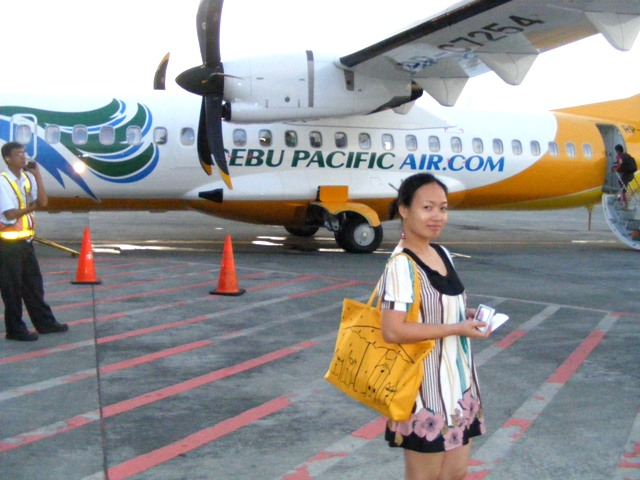 CEbu Pacific to Boracay