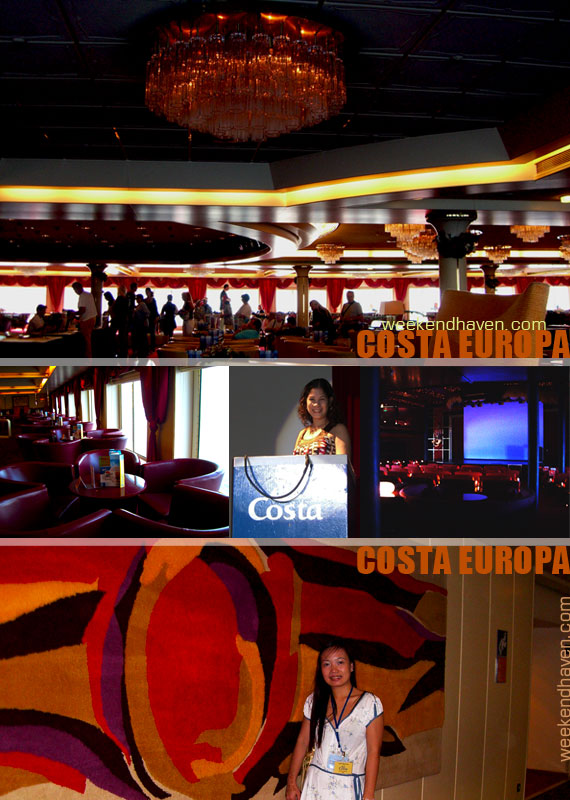 Costa Europa Luxury Liner