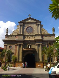 St. Catherine of Alexandria Cathedral Dumaguete